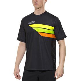 Bioracer Enduro Shirt Men black-fluo yellow